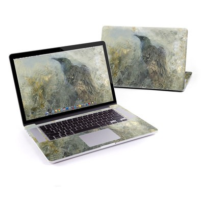 MacBook Pro Retina 15in Skin - The Raven