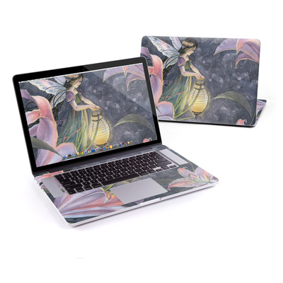 MacBook Pro Retina 15in Skin - Twilight Lilies