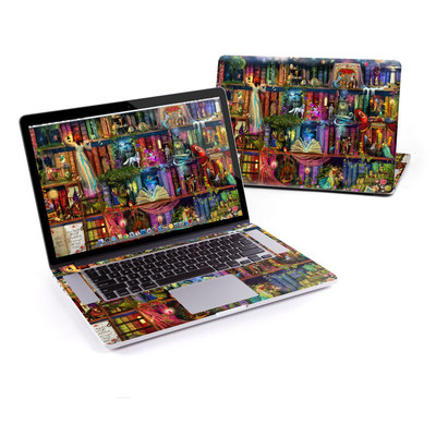 MacBook Pro Retina 15in Skin - Treasure Hunt