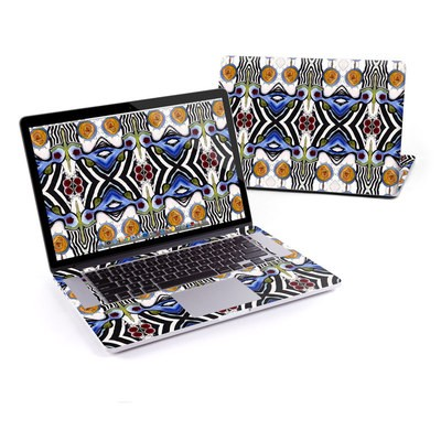 MacBook Pro Retina 15in Skin - Tribal Sun