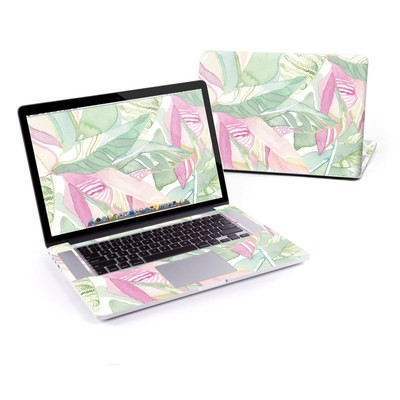 MacBook Pro Retina 15in Skin - Tropical Leaves