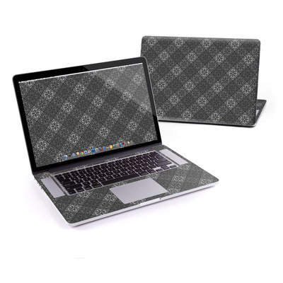 MacBook Pro Retina 15in Skin - Tungsten