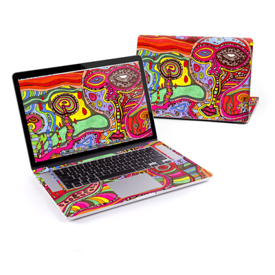 MacBook Pro Retina 15in Skin - The Wall