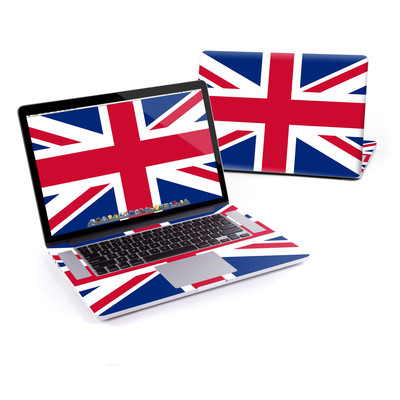 MacBook Pro Retina 15in Skin - Union Jack