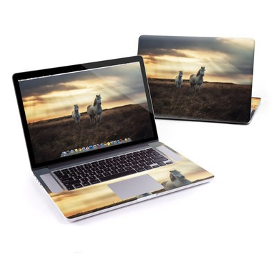 MacBook Pro Retina 15in Skin - Hornless Unicorns