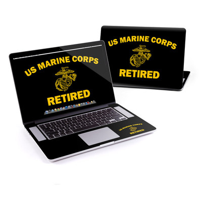 MacBook Pro Retina 15in Skin - USMC Retired