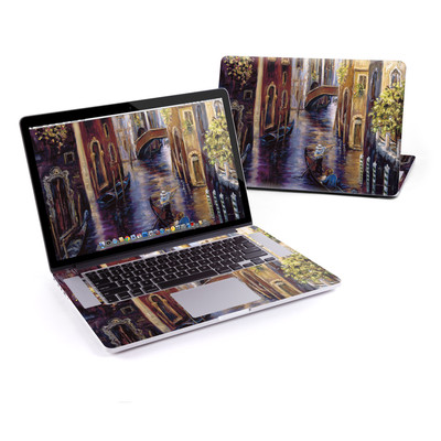 MacBook Pro Retina 15in Skin - Venezia