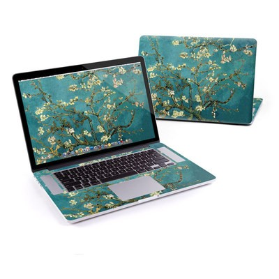 MacBook Pro Retina 15in Skin - Blossoming Almond Tree