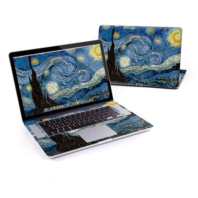 MacBook Pro Retina 15in Skin - Starry Night