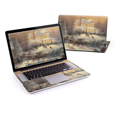 MacBook Pro Retina 15in Skin - Victorian Christmas