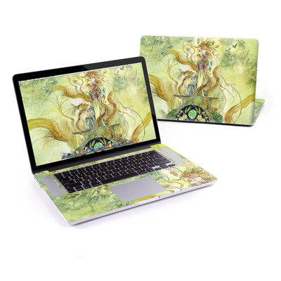 MacBook Pro Retina 15in Skin - Virgo