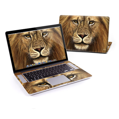 MacBook Pro Retina 15in Skin - Warrior