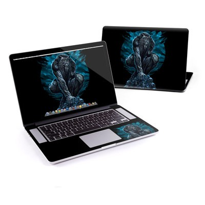 MacBook Pro Retina 15in Skin - Werewolf