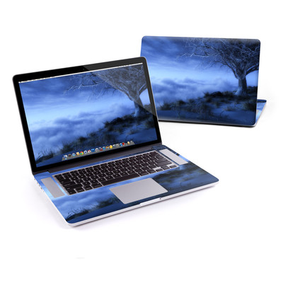 MacBook Pro Retina 15in Skin - World's Edge Winter