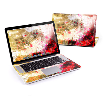 MacBook Pro Retina 15in Skin - Woodflower