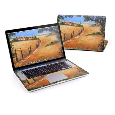 MacBook Pro Retina 15in Skin - Wheat Fields