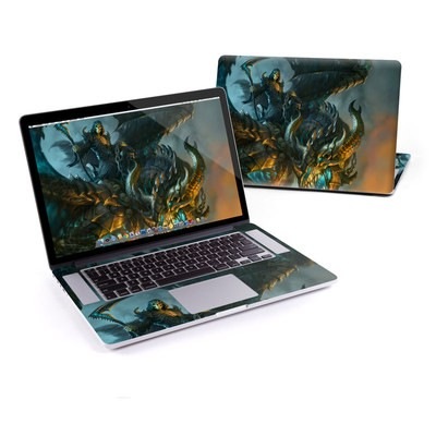 MacBook Pro Retina 15in Skin - Wings of Death