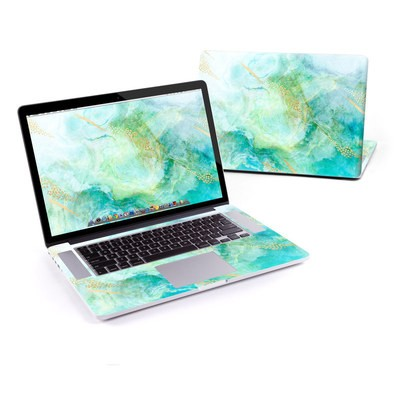 MacBook Pro Retina 15in Skin - Winter Marble