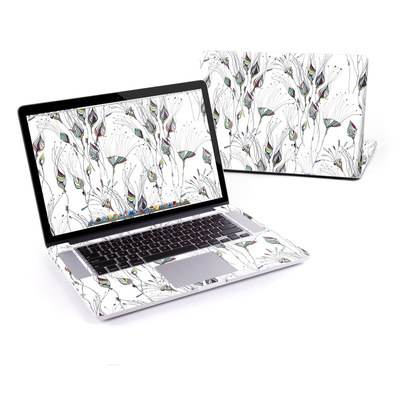 MacBook Pro Retina 15in Skin - Wildflowers