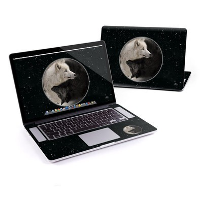 MacBook Pro Retina 15in Skin - Wolf Zen