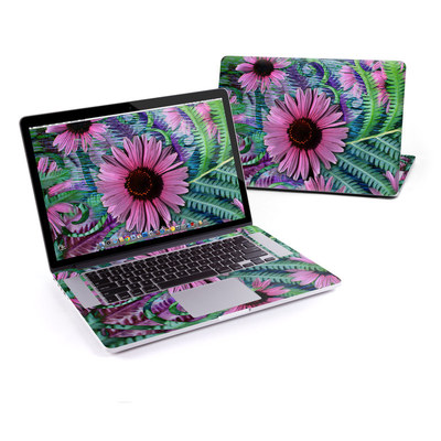 MacBook Pro Retina 15in Skin - Wonder Blossom