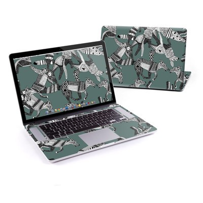 MacBook Pro Retina 15in Skin - Woodland Fox