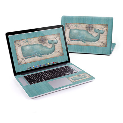 MacBook Pro Retina 15in Skin - Whale Watch