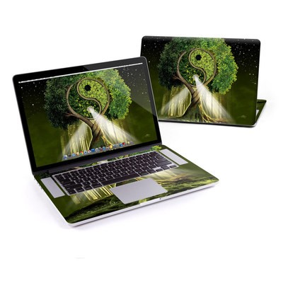 MacBook Pro Retina 15in Skin - Yin Yang Tree