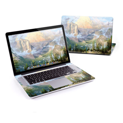 MacBook Pro Retina 15in Skin - Yosemite Valley