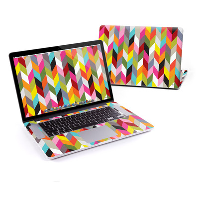 MacBook Pro Retina 15in Skin - Ziggy Condensed