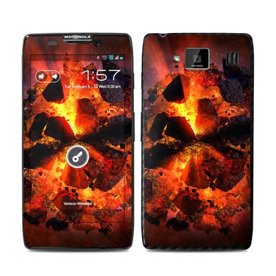 Motorola Droid Razr Maxx HD Skin - Aftermath