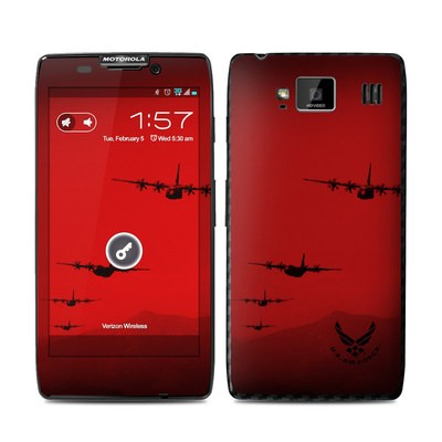 Motorola Droid Razr Maxx HD Skin - Air Traffic