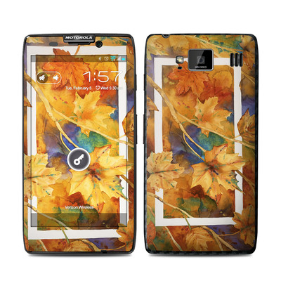 Motorola Droid Razr Maxx HD Skin - Autumn Days