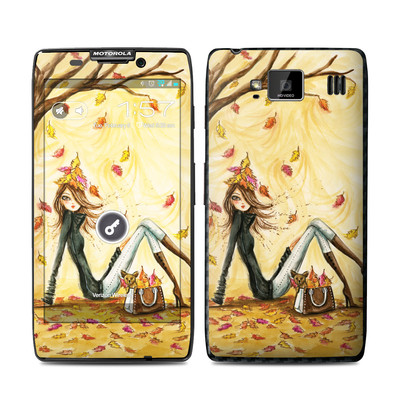 Motorola Droid Razr Maxx HD Skin - Autumn Leaves