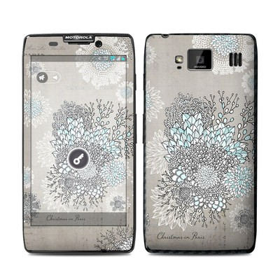 Motorola Droid Razr Maxx HD Skin - Christmas In Paris