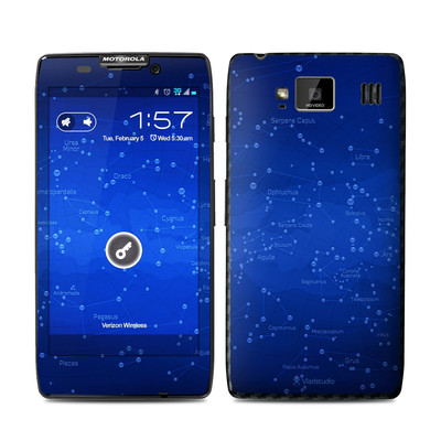 Motorola Droid Razr Maxx HD Skin - Constellations