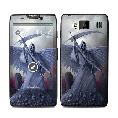 Motorola Droid Razr Maxx HD Skin - Death on Hold