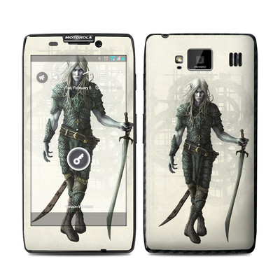 Motorola Droid Razr Maxx HD Skin - Dark Elf