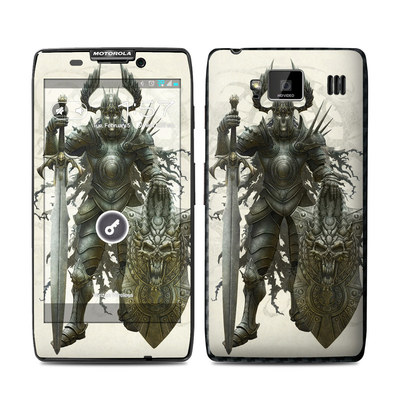 Motorola Droid Razr Maxx HD Skin - Dark Knight