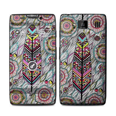 Motorola Droid Razr Maxx HD Skin - Dream Feather