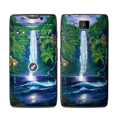 Motorola Droid Razr Maxx HD Skin - In The Falls Of Light