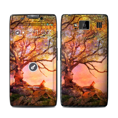 Motorola Droid Razr Maxx HD Skin - Fox Sunset