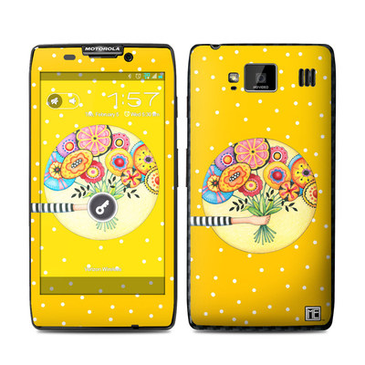 Motorola Droid Razr Maxx HD Skin - Giving