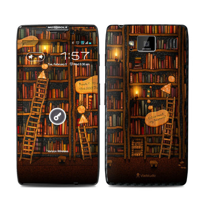 Motorola Droid Razr Maxx HD Skin - Google Data Center