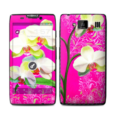 Motorola Droid Razr Maxx HD Skin - Hot Pink Pop