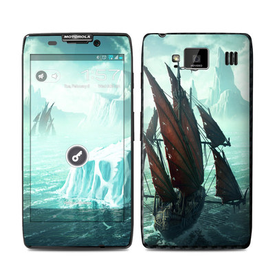 Motorola Droid Razr Maxx HD Skin - Into the Unknown