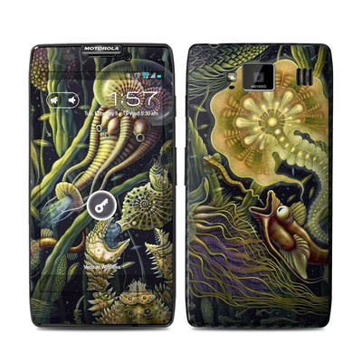 Motorola Droid Razr Maxx HD Skin - Light Creatures