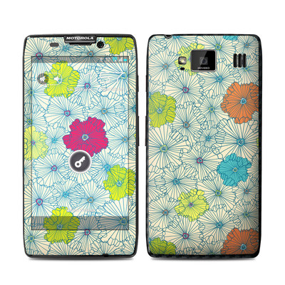 Motorola Droid Razr Maxx HD Skin - May Flowers