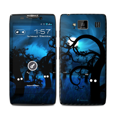 Motorola Droid Razr Maxx HD Skin - Midnight Forest