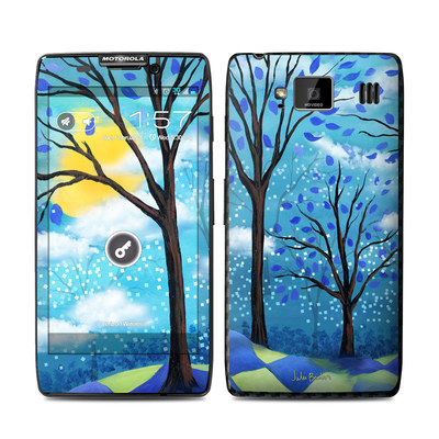 Motorola Droid Razr Maxx HD Skin - Moon Dance Magic